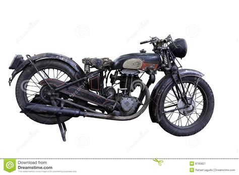 Alte Motorrad Kolben by Altes Motorrad Lizenzfreie Stockfotografie Bild 8795827