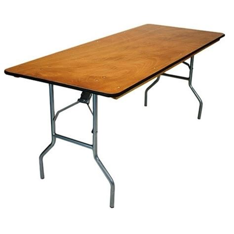 31 quot wide replacement wishbone style steel folding table
