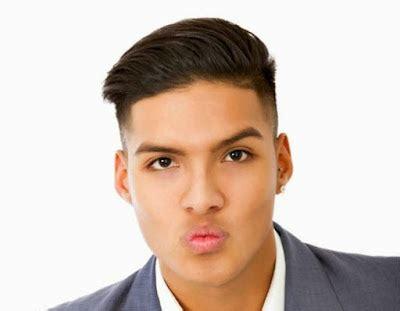model rambut pria terbaru  bikin ganteng maksimal