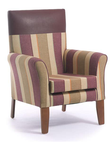 High Back Armchair Uk Sherwood High Back Armchair Cfs Contract Furniture