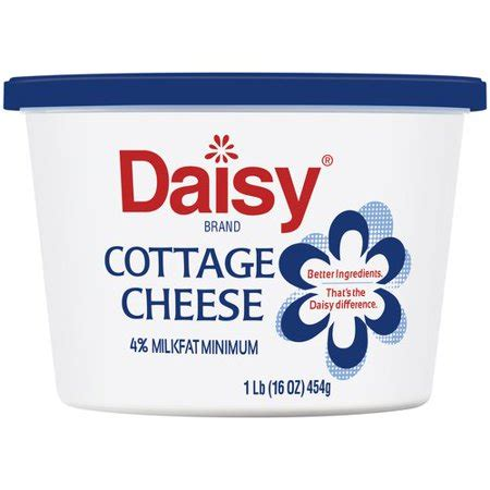 cottage cheese brands brand cottage cheese 16 oz walmart