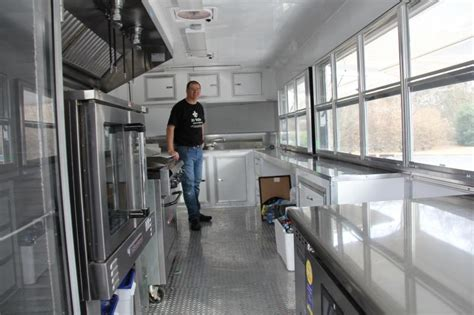 City Kitchen Food Truck by Food Truck Craze Spreads From City To Suburbs Style Home