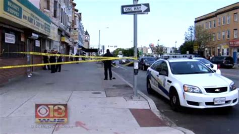 Baltimore Records Baltimore Records Deadliest Month In More Than 40 Years