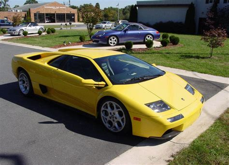1993 Lamborghini Diablo 1993 2001 Lamborghini Diablo Vt Review Top Speed