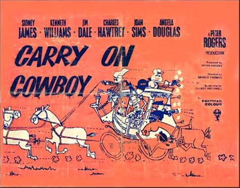 film location carry on cowboy carry on cowboy soundtrack details soundtrackcollector com