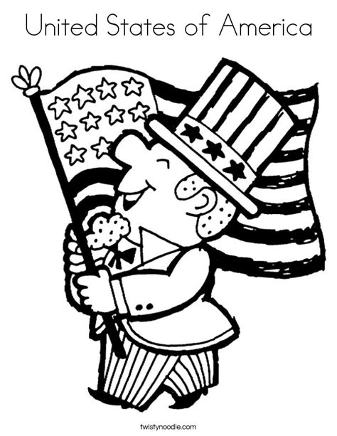 constitution day coloring page coloring home