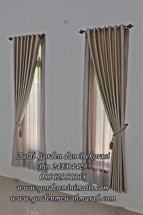desain gorden untuk jendela minimalis harga dan model gorden rumah minimalis terbaru bahan