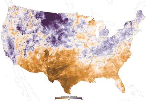 texas average rainfall map texas southwest see fraction of normal rainfall noaa climate gov