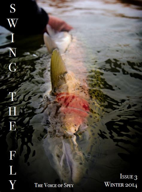 swing the fly swing the fly magazine the venturing angler