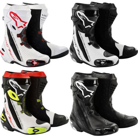 street bike boots alpinestars supertech r boots