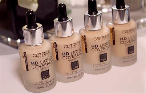 Catrice Cosmetic Hd Liquid Coverage Foundation catrice hd liquid coverage foundation