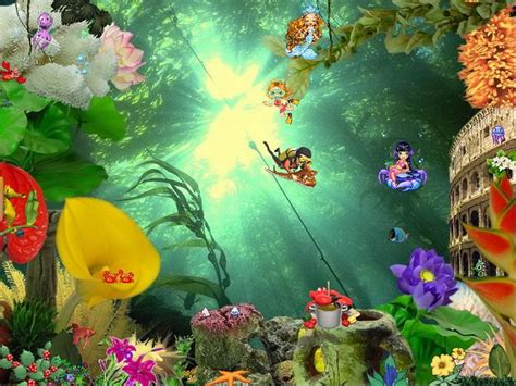 wallpaper aquarium mac free animated summer screensaver downloads free animated
