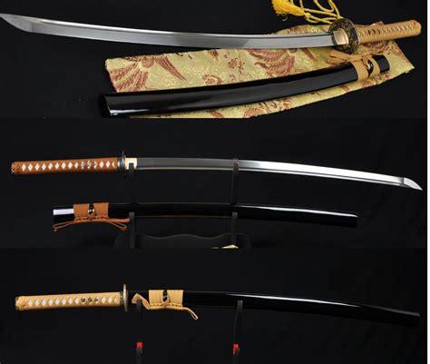 Handmade Katana From Japan - katana sword authentic katana sword on sale uk samurai sword