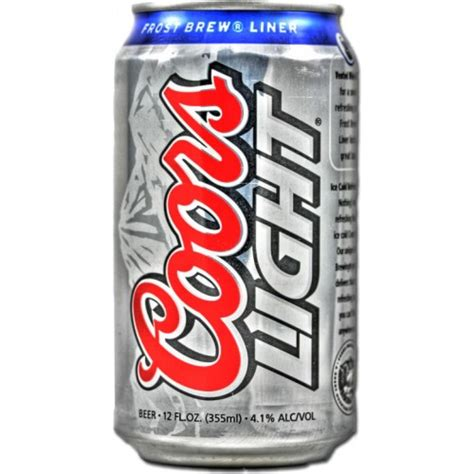 Coors Light Prices by Coors Light 12 Pack Cans Buy Wine Liquor