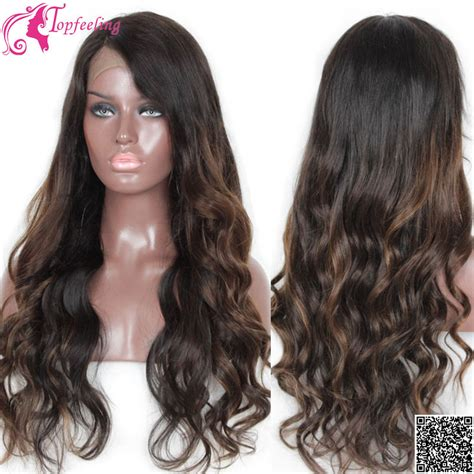 aliexpress human hair wigs top quality brazilian virgin hair glueless full lace human