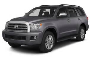 Toyota Cuv 2014 Toyota Sequoia Price Photos Reviews Features