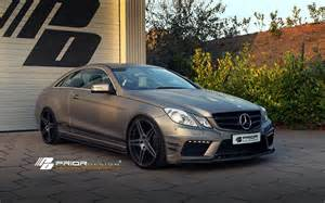 mercedes e class coupe w207 kit e550 e350 e63 amg