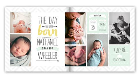 100 baby book template pages slam book template