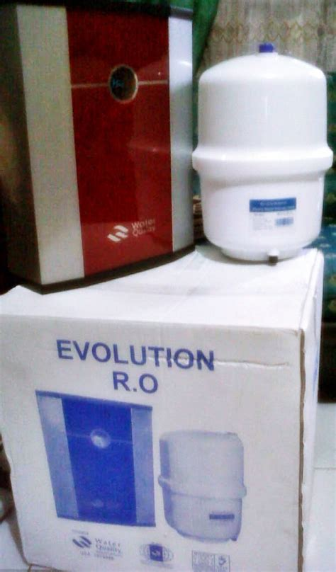 Mesin Ro Osmosis Evolution jual filter air minum ro evolution primasindo
