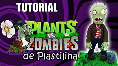 tutorial gamecih plant vs zombie tutorial zombie plantas vs zombies de plastilina youtube