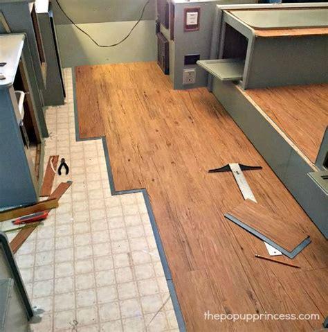 Rv Flooring Ideas by 25 Best Ideas About Cer Flooring On Cer