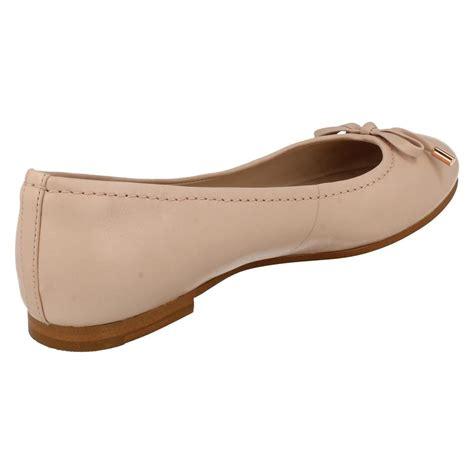 smart flat shoes clarks smart flat dolly shoes grace ebay