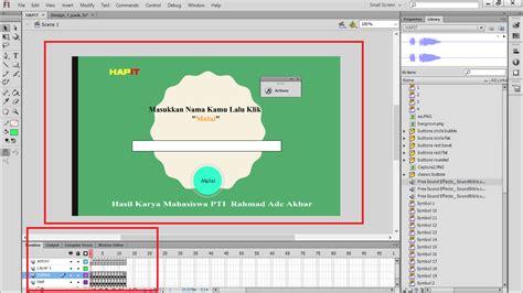 membuat game quiz sederhana dengan flash ingin membuat animasi quiz menarik berikut cara membuat
