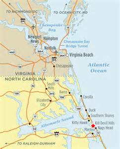 carolina outer banks map directions to outer banks outer banks vacation guide
