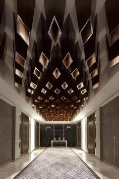 double height feature wall google search hotels design