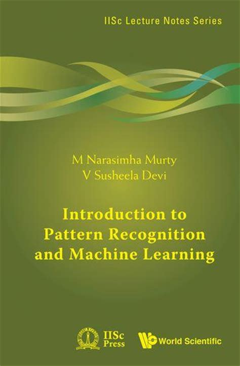 pattern recognition and machine learning jobs introduction to pattern recognition and machine learning