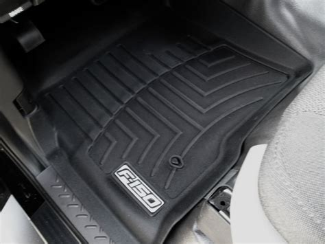 2006 ford f 150 weathertech floor mats