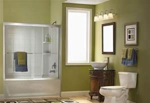 idea recessed bathroom sink lighting