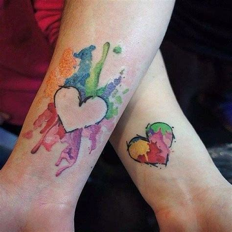 tattoo ideas daughter 40 amazing mother daughter tattoo ideas