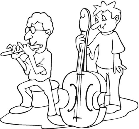 M Bands Tumblr Coloring Pages Band Coloring Pages