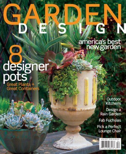 Garden Design Magazine by Garden Design Magazine Subscription Just 5 99 Today Only