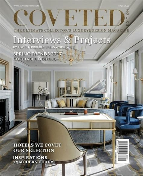 luxury home decor magazines top 100 interior design magazines you must have full list