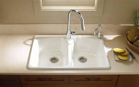Kitchen Sink Guide Cast Iron Sinks Guide The Kitchen Sink Handbook