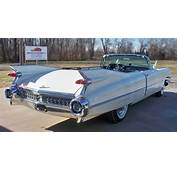 1959 Cadillac Convertible Series 62  Auto Restoration