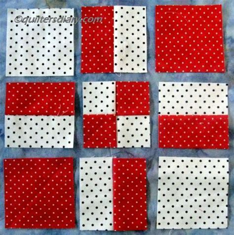 Disappearing 4 Patch Quilt Block by Disappearing Four Patch Quilt Block Quilter S Diary