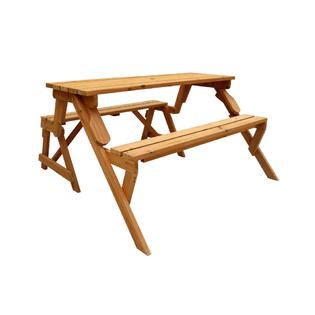 leisure bench ltd leisure season ltd convertible picnic table garden bench