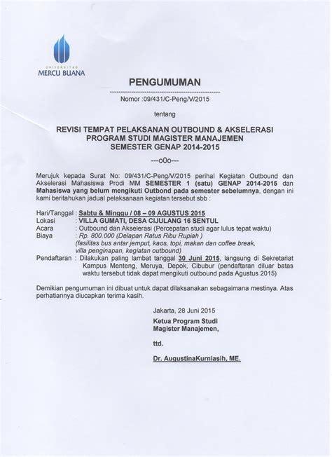 Format Proposal Wirausaha | juni 2015 magister manajemen umb