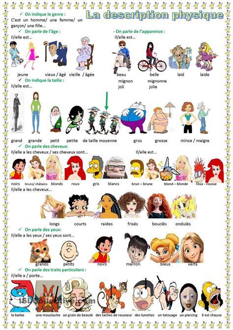 litalien est un jeu 2290013889 description physique d une personne buscar con google recursos proyecto f c avatar