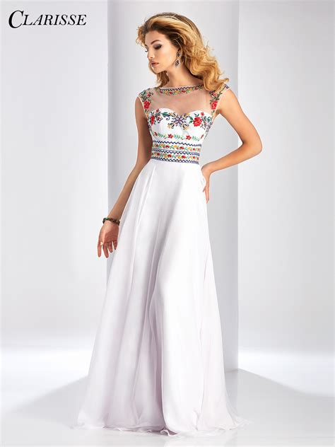 Prom Dresses by Clarisse Prom Dress 3050 Promgirl Net