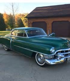 1953 cadillac 2 door coupe for sale photos technical