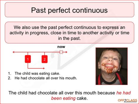 pattern of past perfect continuous tense past perfect continuous free esl resources off2class