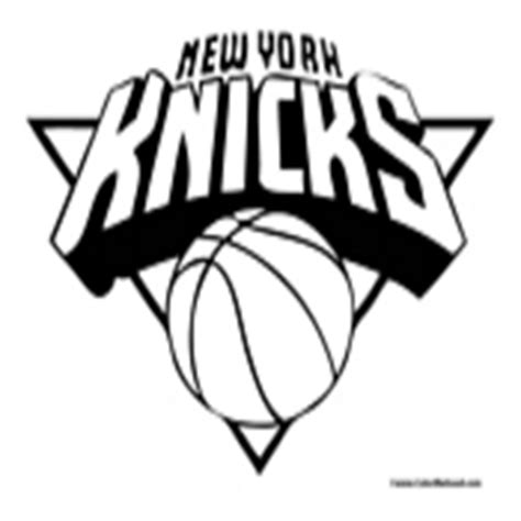knicks basketball coloring pages knicks logo black and white www pixshark com images
