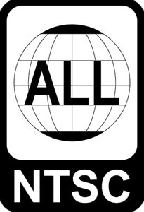 ntsc logo vector eps