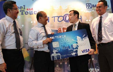 cara membuat kartu kredit bank jatim bri touch bidik masyarakat muda budi utomo peternak
