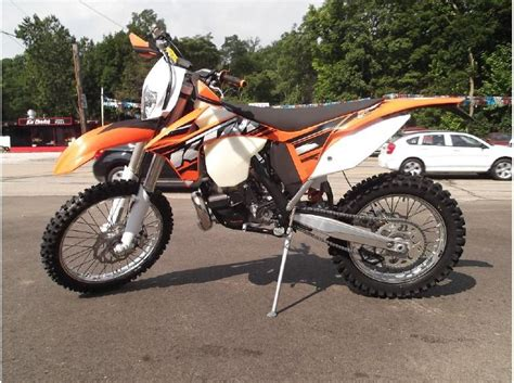 Ktm 350 Exc F Seat Height 2012 Ktm 350 Exc F Enduro For Sale Autos Post