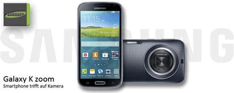 Hp Samsung Android K Zoom Samsung Galaxy K Zoom Kamera Trifft Smartphone